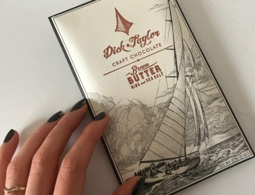 #MegApproved: Dick Taylor Craft Chocolate with Brown Butter, Nibs, & Sea Salt