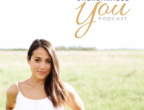 Episode #104: Modelling, Eating Disorder Recovery, and Eating Fear Foods with Kate Noel