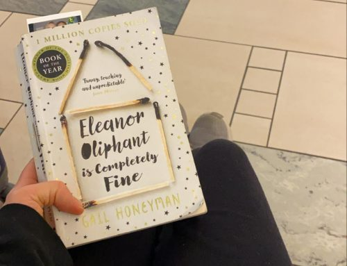 Meg Reads: Eleanor Oliphant is Completely Fine