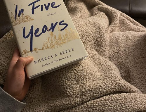 Meg Reads: In Five Years